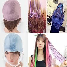 frosting hair 1pc professional reusable hair colouring highlighting dye hair net