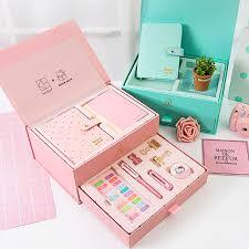 stationary set children s school supplies stationery set gift box junior high