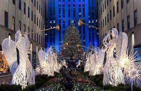 things to do this winter in nyc christmase lighting