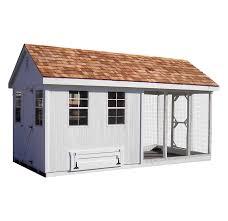 Chicken Coop Kit Backyard Chicken Coop Horizon Structures