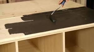fabriquer une table haute de cuisine fabriquer une table bar de cuisine etape 3 ilot cuisine ikea ac