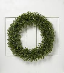 boxwood wreath soft touch boxwood wreath by bloom room joann
