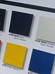blue velvet metallic paint sample camaro5 chevy camaro forum