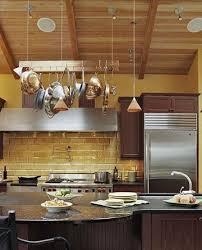 Kitchen Hanging Pot Rack by Pot Rack Ideas Hanging Pot Racks Pot Rack And Ceilings