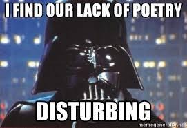 Poetry Meme - the restless writer in poetry i trust
