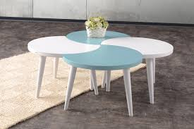 High Gloss Side Table Coffee Table Ma Lacquer Coffee Table Ti Modern White Lacquered