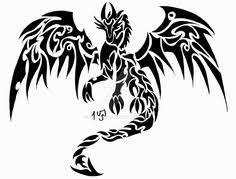 tattoos ideas tribal dragon tattoos cool dragon tattoo for men