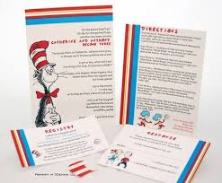 Dr Seuss Baby Shower Invitation Wording - 76 best cat in the hat baby shower images on pinterest dr suess