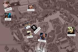 halloween horror nights orlando map halloween horror nights hollywood 2015 event discussion page 7