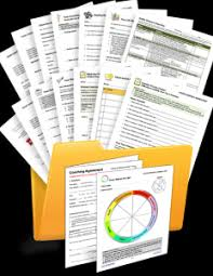 coaching agreement contract template sample coaching tools