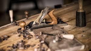wood tools carpentry wood tools plane chisel mallet