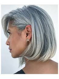 21 impressive gray hairstyles for women gray hair gray and grey