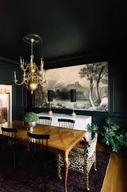 getting into the spooky spirit with black rooms u0026 home decor the