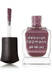 deborah lippmann nail polish purple rain lilac deborah