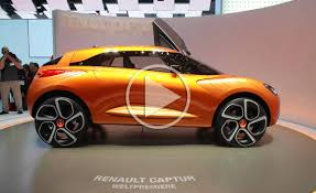 renault dezir price renault captur concept video reveal at 2011 geneva auto show