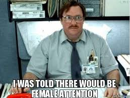 Attention Meme - female attention viral viral videos