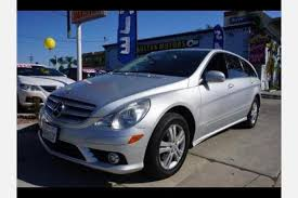 mercedes burbank used mercedes r class for sale in burbank ca edmunds