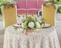 wedding table linens wedding table linens etsy