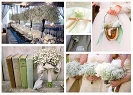 Baby S Breath Centerpiece De Lovely Affair Baby U0027s Breath Wedding Decor Small Flower Big