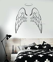 Wings Wall Decor Wall Ideas Wings Wall Decor Image Of Popular Angel Wings Wall