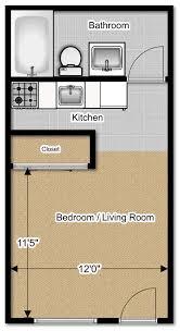 efficiency floor plans floor plans kent apartments