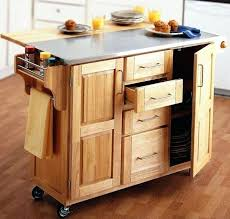 portable kitchen island with seating kitchen island storage kitchen island storage cart oak table small