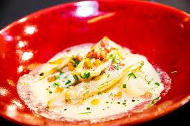 recette de cuisine de chef étoilé recette de simon denis chef du mois ici et etoile de la cuisine