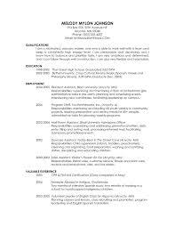 Resume Samples First Job Teenage Resume Example Resume Cv Cover Letter