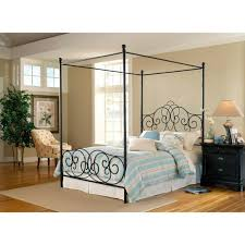 Iron Canopy Bed Amazing Iron Canopy Bed Ideas Home Design By