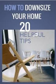 how to downsize downsizing