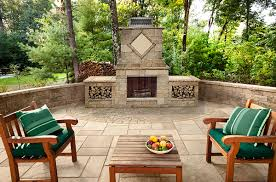 Rustic Patio Designs by Exterior Design Exciting Patio Design With Cozy Techo Bloc And