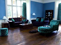 bedroom amusing brown living room blue accents home decor and