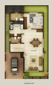 House Design For 150 Sq Meters 18x36 Feet Ground Floor Plan Plans Pinterest House Square