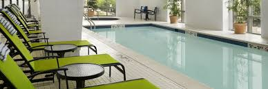 Home Plans With A Courtyard And Swimming Pool In The Center Washington Dc Convention Center Hotels Embassy Suites Dc