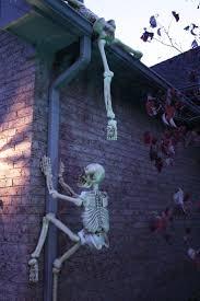 Ideas For Halloween Decorations Homemade Best 25 Outdoor Halloween Decorations Ideas On Pinterest Diy