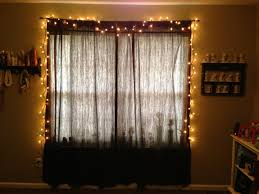 Best Way To Hang Christmas Lights by How To Hang String Lights From Ceiling Can Battery Powered Catch