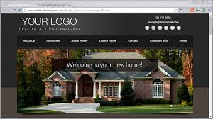 real estate website templates idx mls integration real estate
