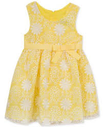 nanette lepore floral lace dress baby girls 0 24 months