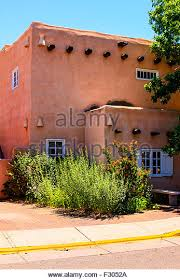 Style Of Home Adobe Adobe Style House Albuquerque Stock Photos U0026 Adobe Style House