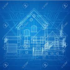 blueprint plans for houses modern house blueprint house images stock pictures oyalty free blueprint