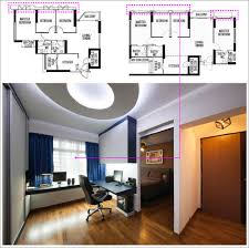 How To Read Floor Plans by All You Need To Know About Floorplan Renonation Sg