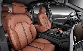 Audi Q7 Inside Audi S8 Brown Interior Brown Grey Black Auto Addiction
