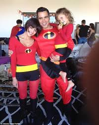Jack Jack Halloween Costume Incredibles Jessica Alba Family Sport Matching Incredibles Costumes