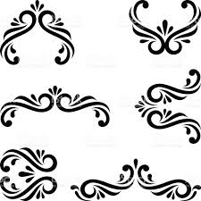 ornamental designs stock vector 165047709 istock