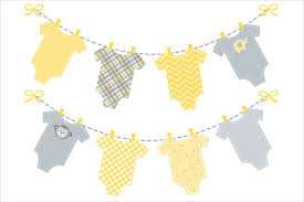 baby shower banner 20 baby shower banner templates free sle exle format