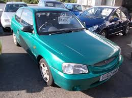 hyundai accent used price used 2002 hyundai accent hatchback 1 3 si 3dr petrol for sale in