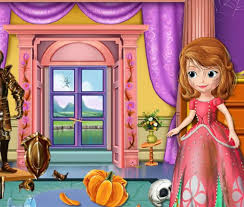 jeux de nettoyage de chambre jeu nettoyage dans la chambre de princesse sofia gratuit sur 3 jeux com