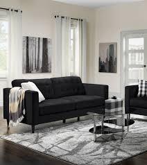 anthena sofa charcoal leon u0027s