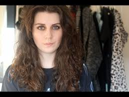thick coiled hair hair care routine for thick long curly wavy hair youtube