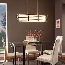 dining room extraordinary dining ceiling light fluorescent light